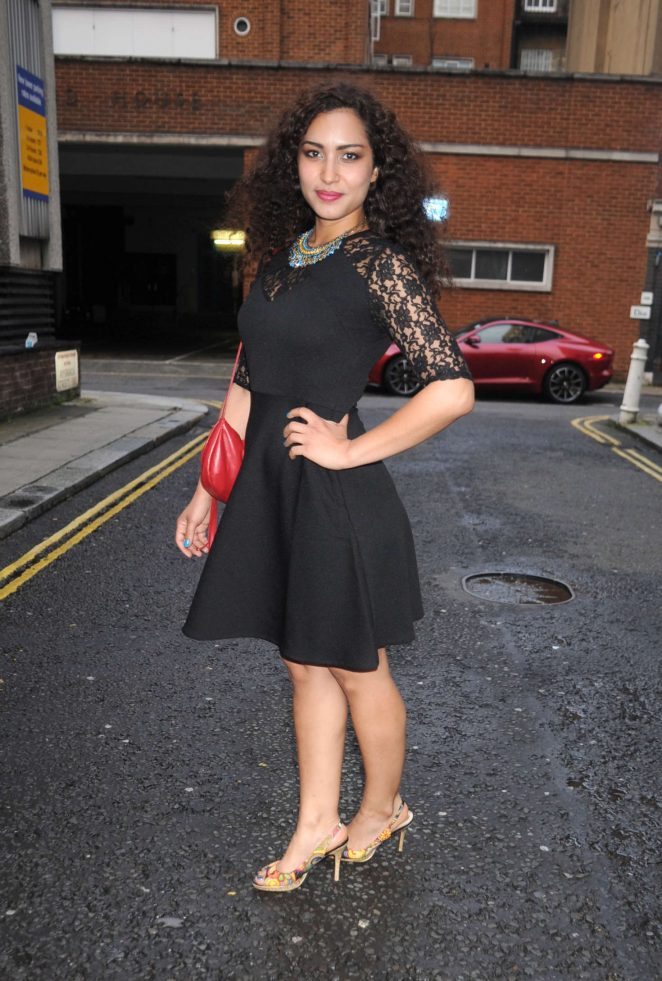 Meena Rayann - Sky Box Sets Club Launch Event in London