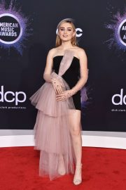 Meg Donnelly - 2019 American Music Awards in Los Angeles