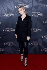 Meg Donnelly - Lancome x Vogue L'Absolu Ruby Holiday Event in West Hollywood