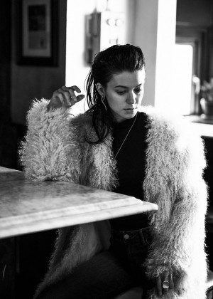 Meg Myers - Interview Magazine (September 2015)