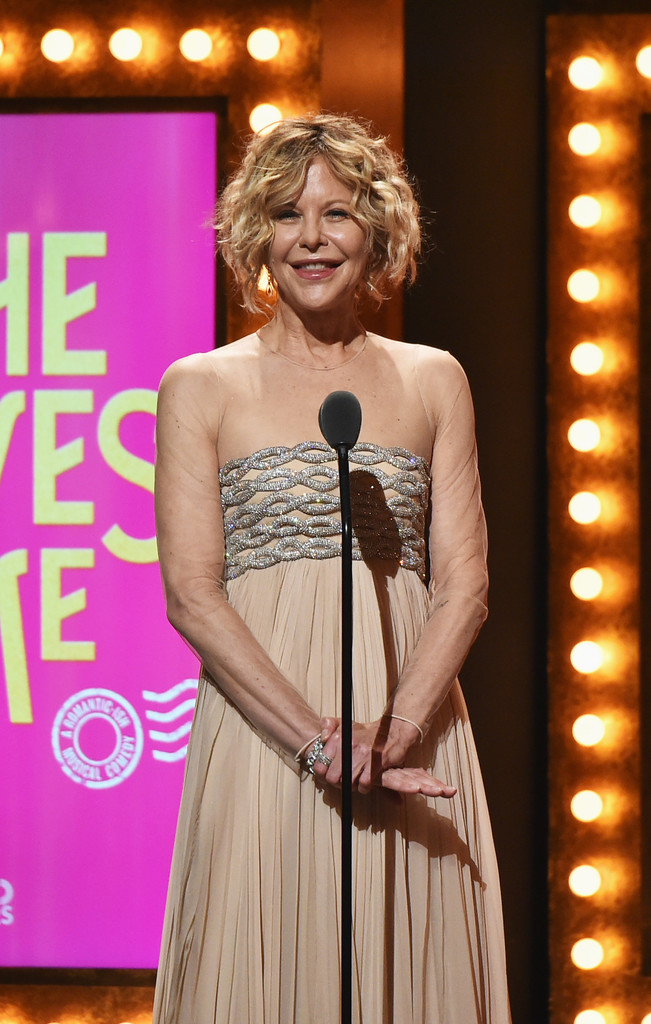 Meg Ryan - 2016 Tony Awards in New York