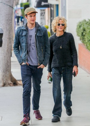 jack quaid meg ryan - photo #13