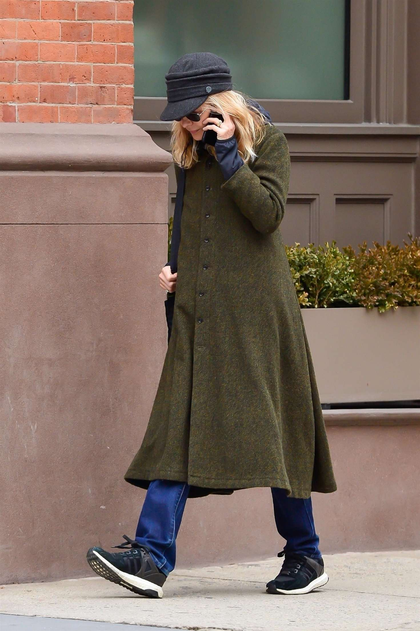 Meg Ryan - Out in NYC
