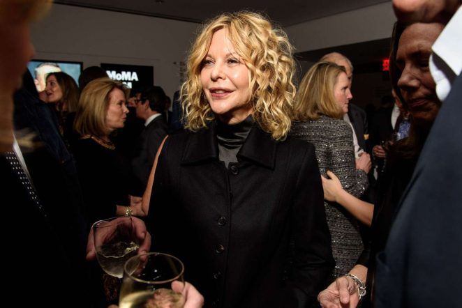 Meg Ryan - The Museum of Modern Art Film Benefit in NY