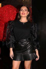 Megan Barton Hanson - Crazy Horse Cabaret in Paris