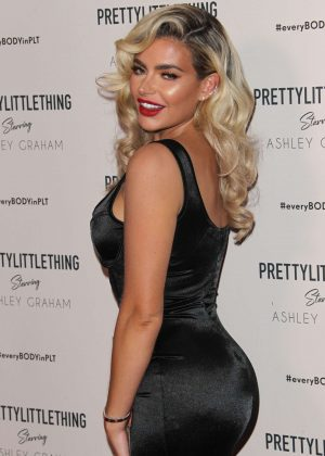 Megan Barton Hanson - PrettyLittleThing Ashley Graham Event in LA