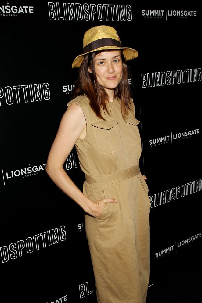 Megan Boone – Lionsgate hosts a Screening of 'Blindspotting' in New York