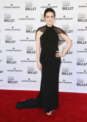 Megan boone new york city ballet 2015 spring gala in ny