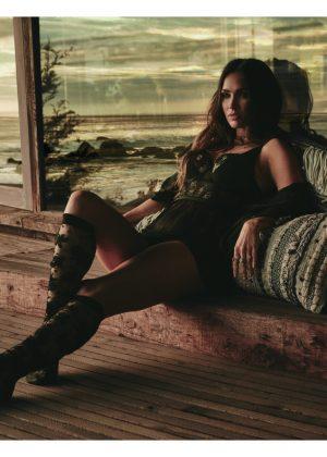 Megan Fox - 2018 Style Verify Magazine