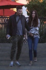 Megan Fox and Brian Austin Green - Out in LA