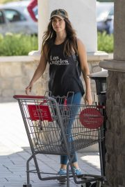 Megan Fox - Arrives at CVS pharmacy in Los Angles