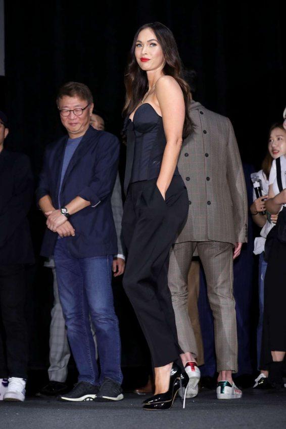 Megan Fox 2019 : Megan Fox – Battle Of Jangsari press conference in Seoul – South Korea-02