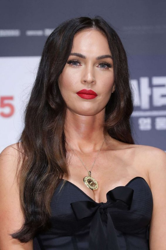 Megan Fox 2019 : Megan Fox – Battle Of Jangsari press conference in Seoul – South Korea-16