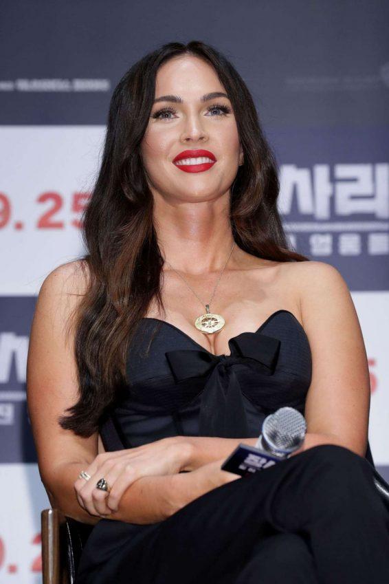 Megan Fox 2019 : Megan Fox – Battle Of Jangsari press conference in Seoul – South Korea-18