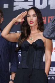 Megan Fox - 'Battle Of Jangsari' press conference in Seoul - South Korea
