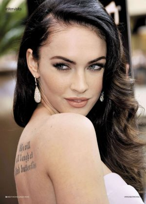 Megan Fox - Best Movie Magazine (July 2016)