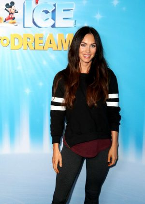 Megan Fox - Disney On Ice presents Dare to Dream in LA