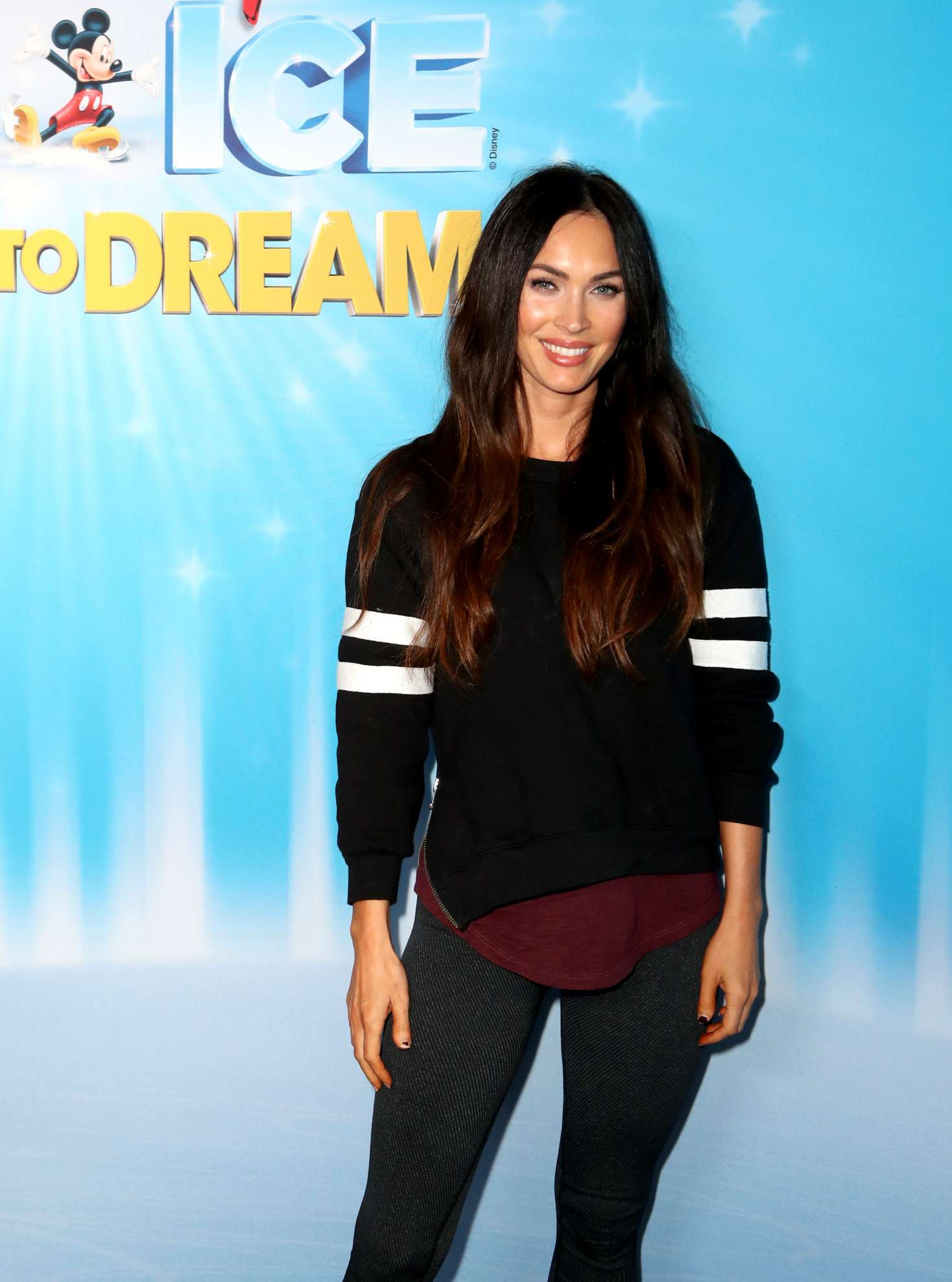 Megan Fox – Disney On Ice presents Dare to Dream in LA