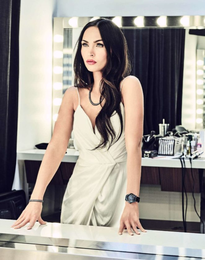 Megan Fox - F Magazine (November 2017)
