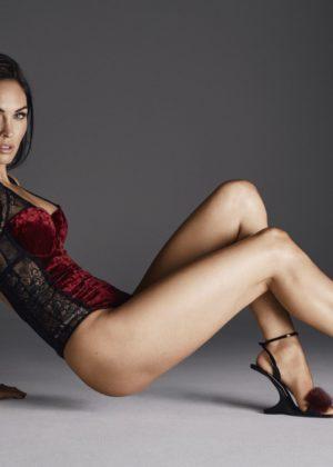 Megan Fox for Esquire Russia (December 2017)