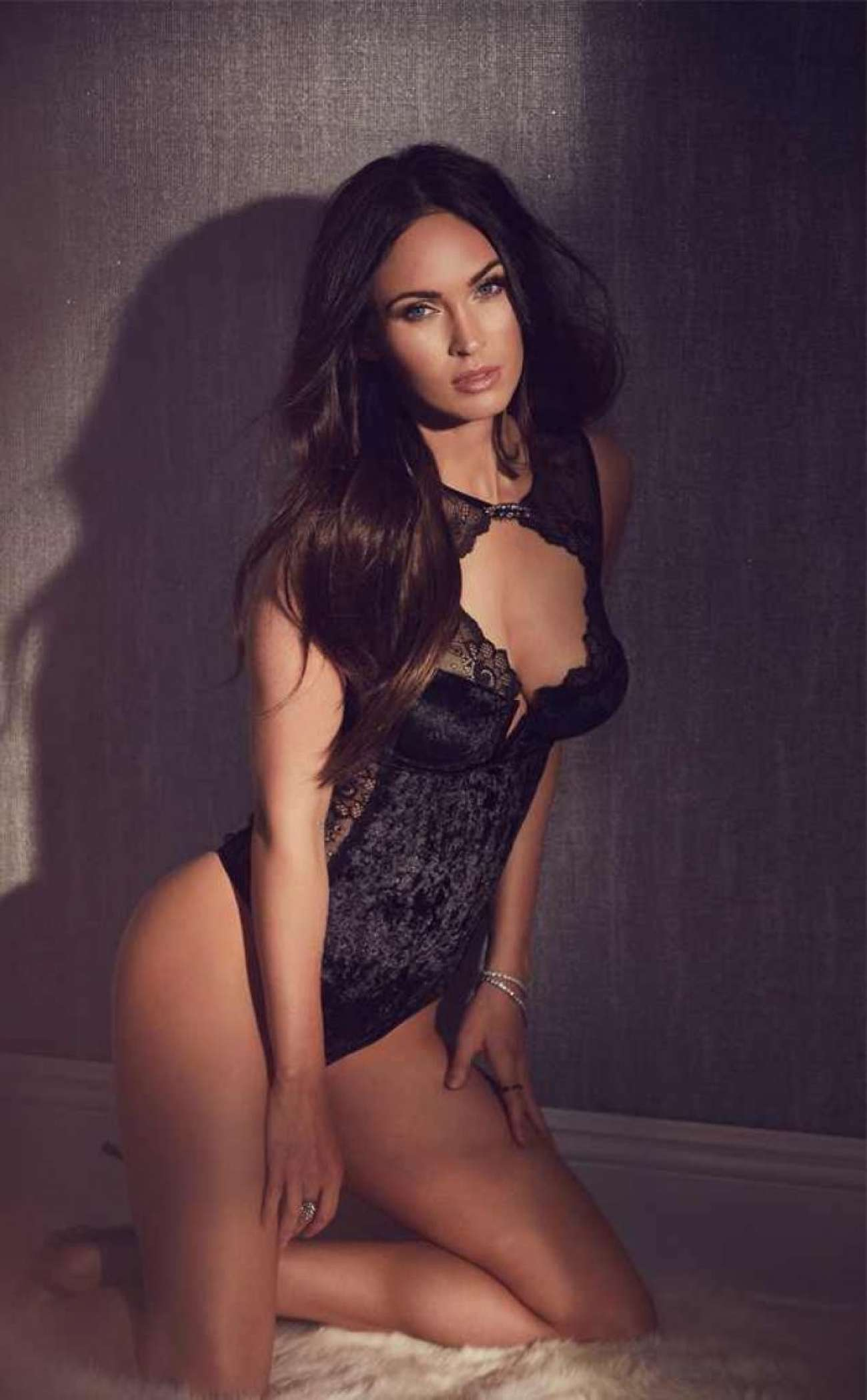 Megan Fox - Frederick's of Hollywood Holliday 2017 Collection