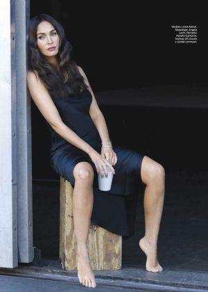 Megan Fox - Glamour Latin America Magazine (Juny 2016)