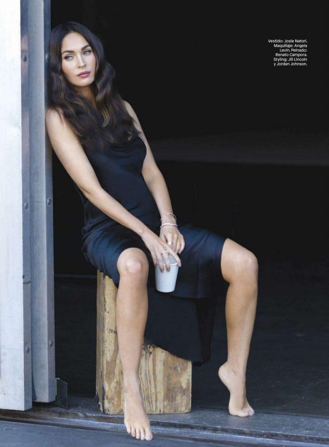 Megan Fox Glamour Latin America Magazine Juny 2016