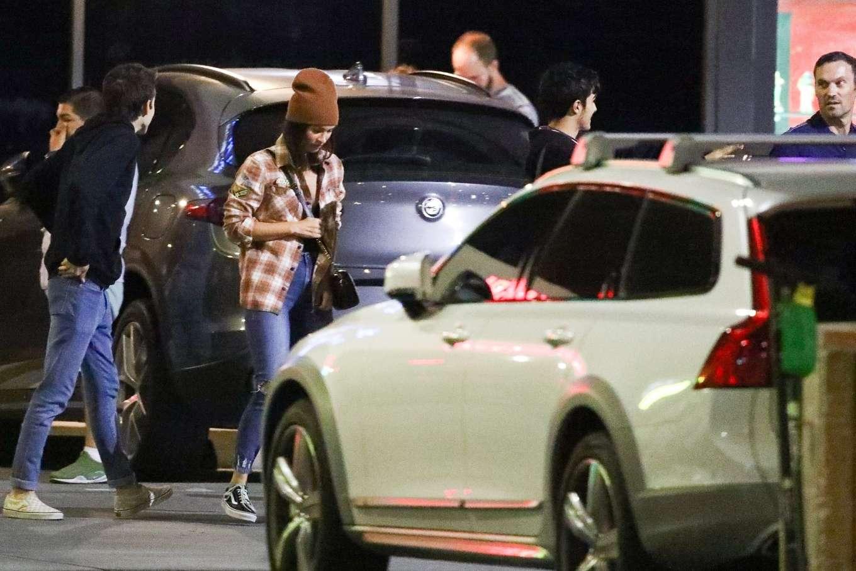 Megan Fox 2019 : Megan Fox – In a jeans seen leaving SUGARFISH in LA-04