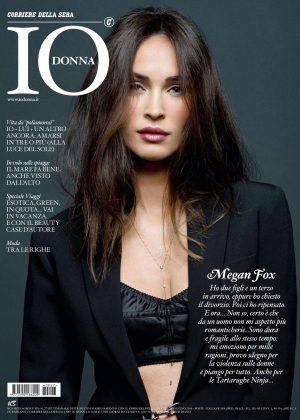Megan Fox - Io Donna del Corriere della Sera (June 2016)