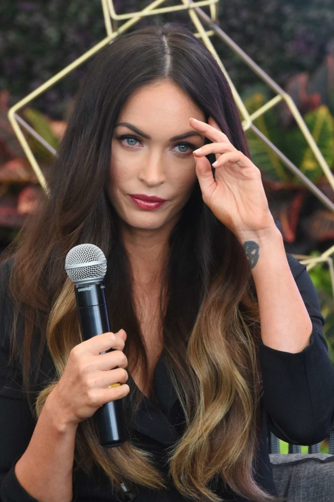 Megan Fox - Liverpool Fashion Fest in Mexico