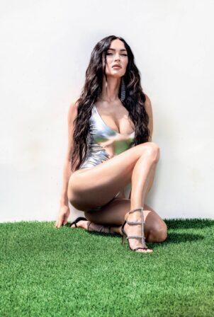 Megan Fox - New York Post (October 2021)