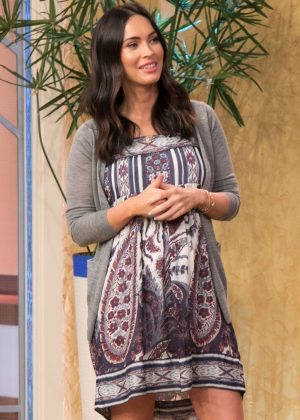 Megan Fox on Despierta America Promoting 'Teenage Mutant Ninja Turtles' in Miami