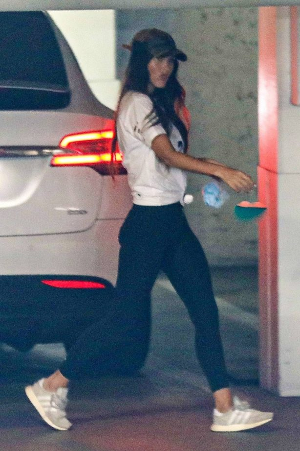 Megan Fox - Out in Beverly Hills