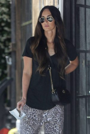Megan Fox - Out in Los Angeles