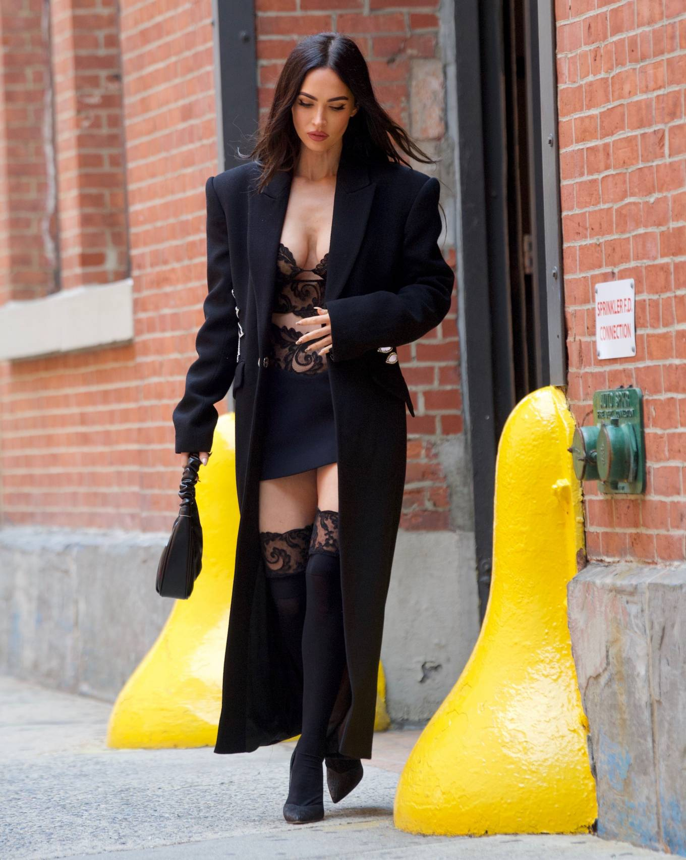 Megan Fox - Out in NYC