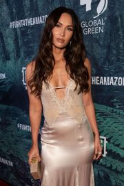 Megan Fox - PUBG Mobile's #FIGHT4THEAMAZON Event in Los Angeles