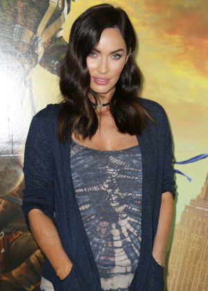 Megan Fox - Special fan event at Regal Cinemas South Beach in Miami