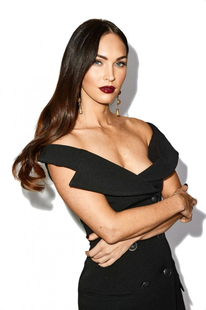 Megan Fox - The New York Times (December 2018)