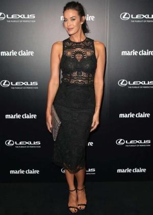 Megan Gale - Prix De Marie Claire Awards 2015 in Sydney