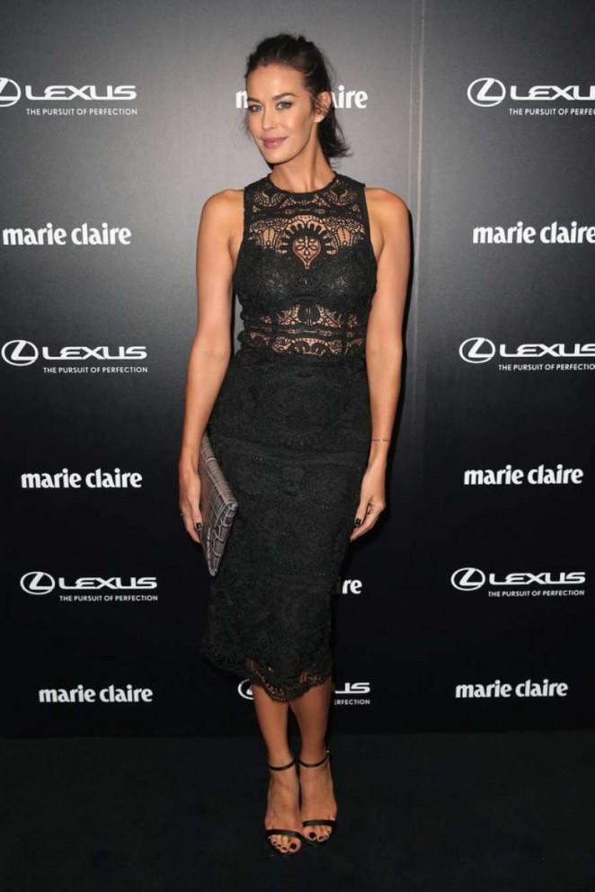 Megan Gale – Prix De Marie Claire Awards 2015 in Sydney