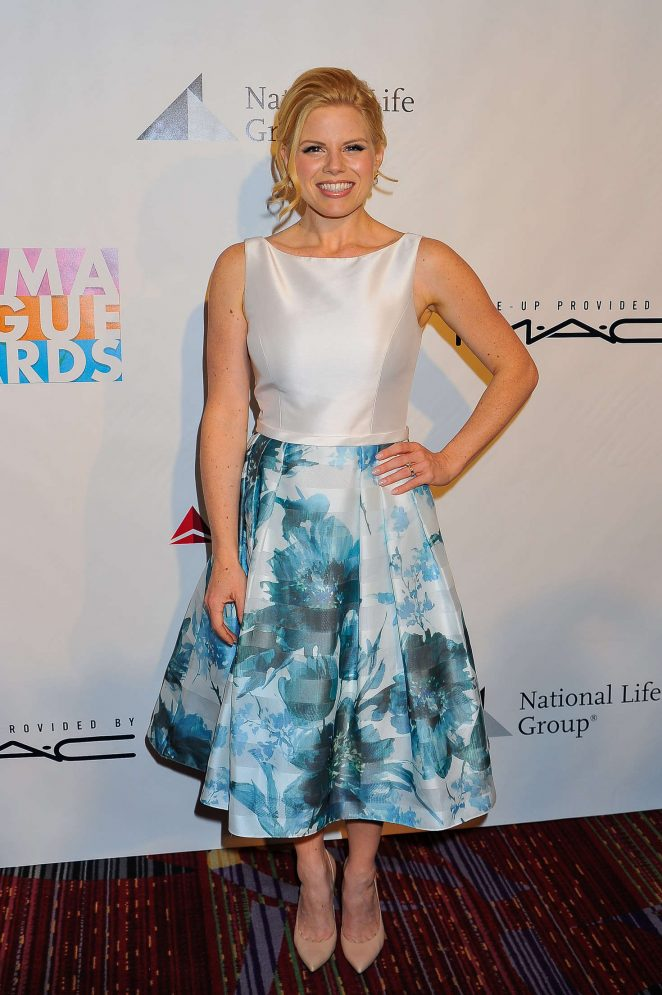 Megan Hilty - 82nd Annual Drama League Awards in NYC