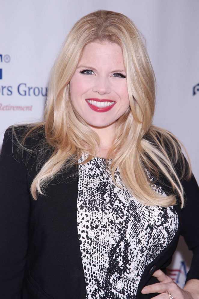 Megan Hilty - Broadway Sniffs Out Cancer Benefit in New York