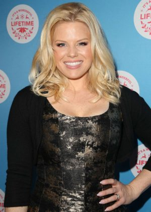 Megan Hilty - Gingerbread House Experience in Los Angeles