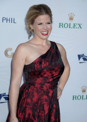 Megan Hilty - Los Angeles Philharmonic Opening Night Gala 2016 at Walt Disney Concert Hall in LA