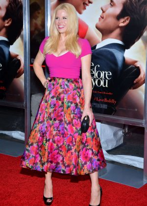 Megan Hilty - 'Me Before You' Premiere in New York