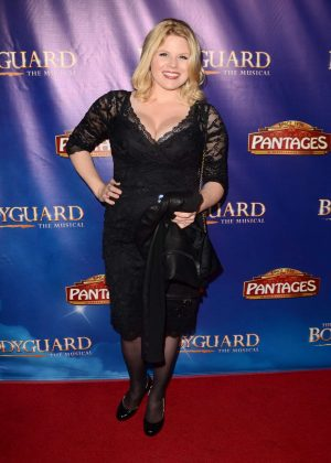 Megan Hilty - 'The Bodyguard' Opening Night in Los Angeles