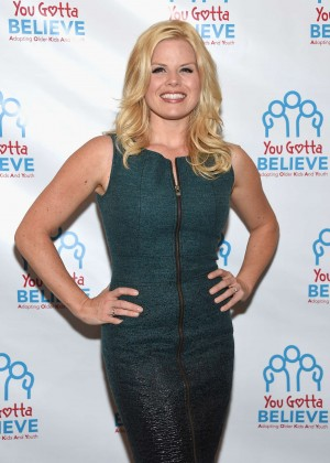 Megan Hilty - Voices For The Voiceless: Stars For Foster Kids in NYC