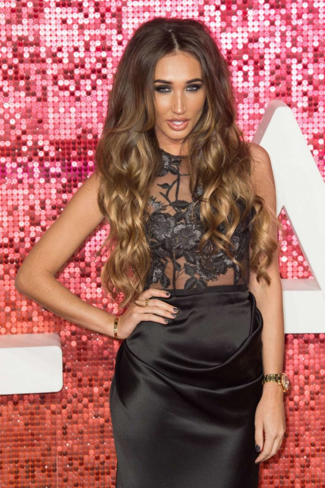 Megan McKenna - 2017 ITV Gala Ball in London