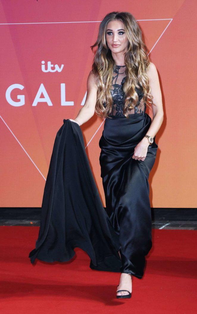 Megan McKenna: 2017 ITV Gala Ball -05