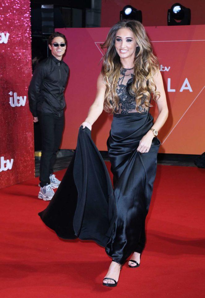 Megan McKenna: 2017 ITV Gala Ball -06